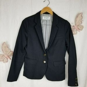 BB Dakota blue blazer 6 buttons dressy casual